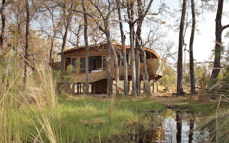 &Beyond Sandibe Okavango Lodge