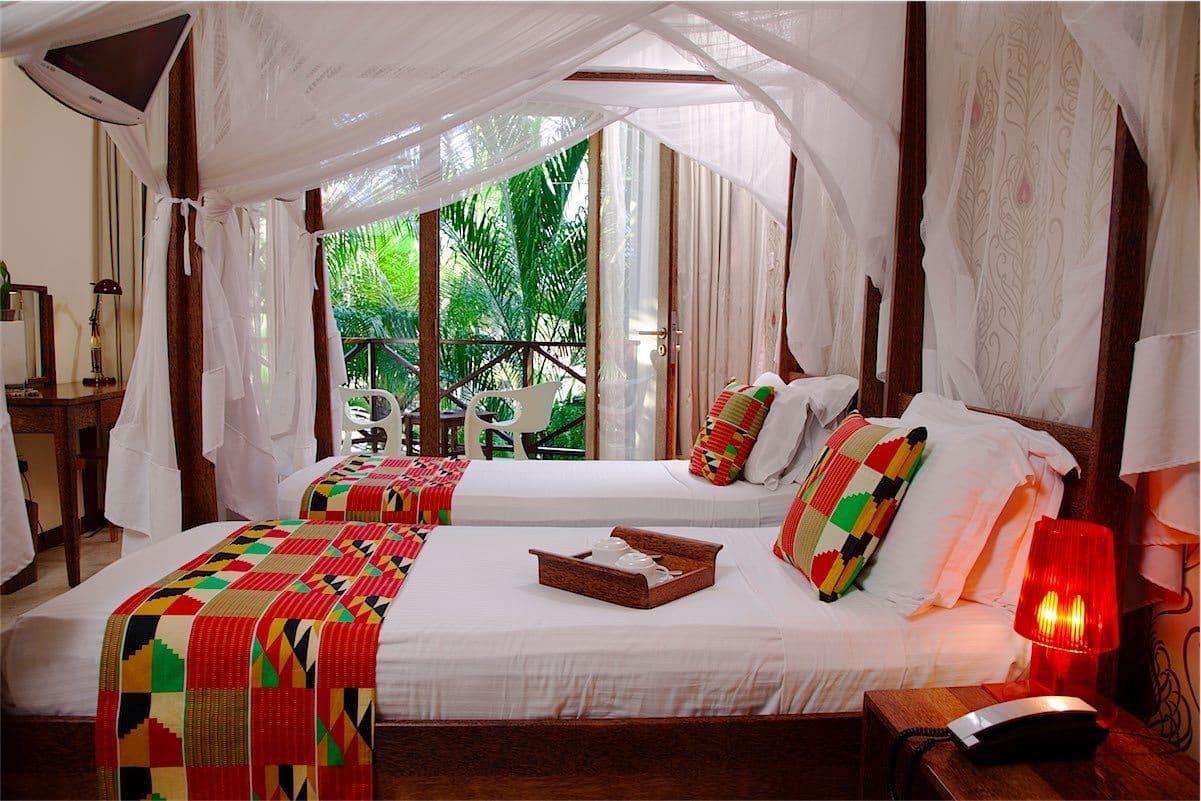 Z Hotel garden view room-resized