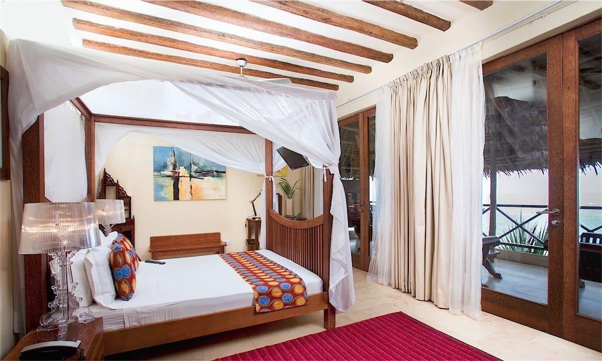 Z Suite bedroom.-resized
